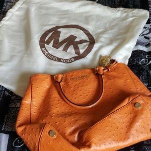 a25dd4311f86 Women Michael Kors Ostrich Bag on Poshmark
